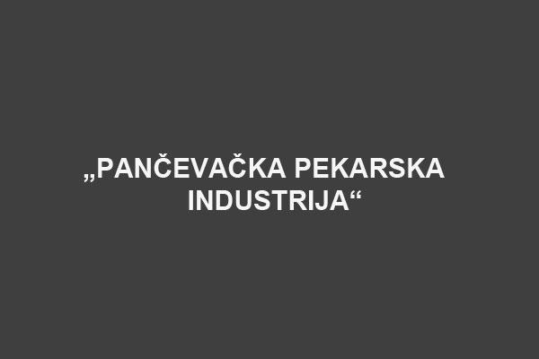 pancevacka pekarska industrija